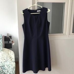 Navy Calvin Klein workndress